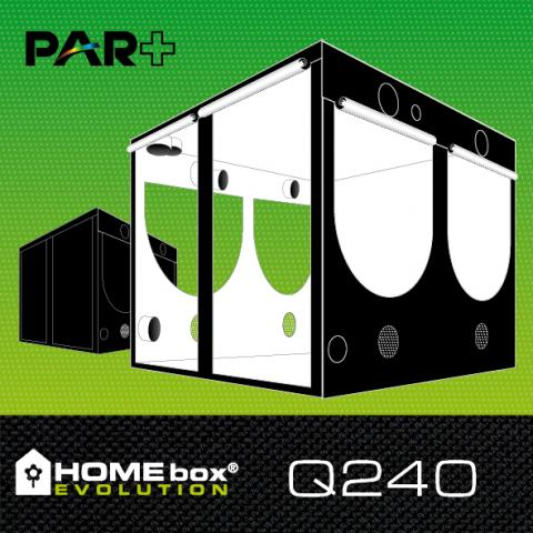 Homebox Evoluion R240 240x120x200cm