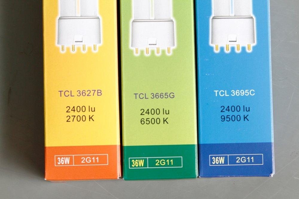 T Neon žářivková trubice 55W 3800lu/6500K vhodné pro růst (zářivková trubice na růst)