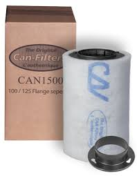 Can-Lite filter 25cm 75m3/h flange 100mm