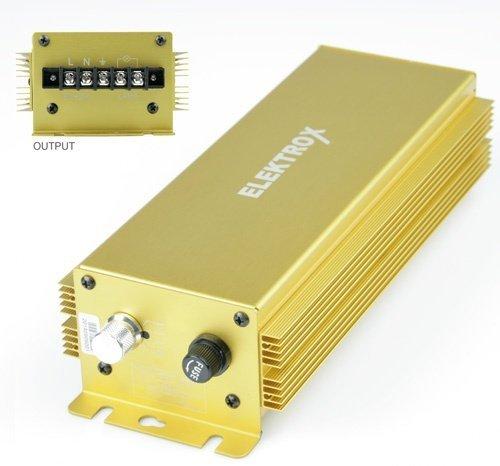 Elektrox 600W se čtyřpolohovou regulací (přepínatelný předřadník)