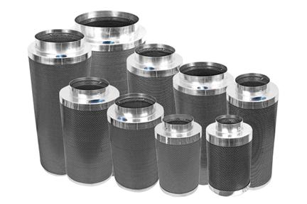 Phresh Filter 2500 PRO,100cm,2500m3/hod,315mm