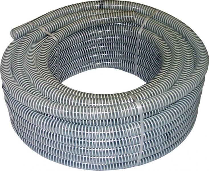 Hadice sací PVC 6001 transparentní pr 25mm