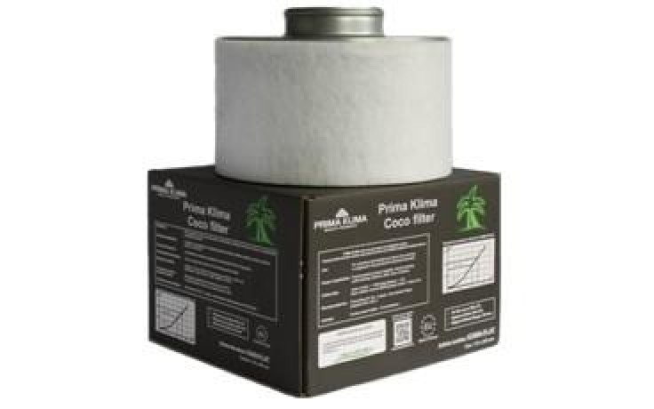PrimaKlima ECO filter K2601 - 480m³/h, 125mm (pachový filtr)