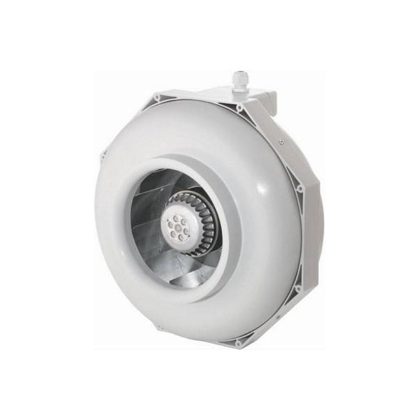 Ruck RK 125,250m3/hod,70W 125mm (ventilátor)