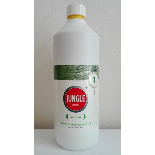 JUNGLE INDABOX OUTDOOR - 2 5L (JUNGLE INDABOX OUTDOOR - 2 5L)