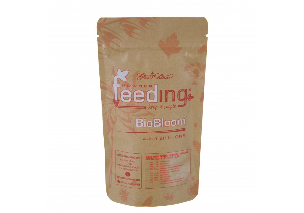Powder Feeding Bio Bloom 125g
