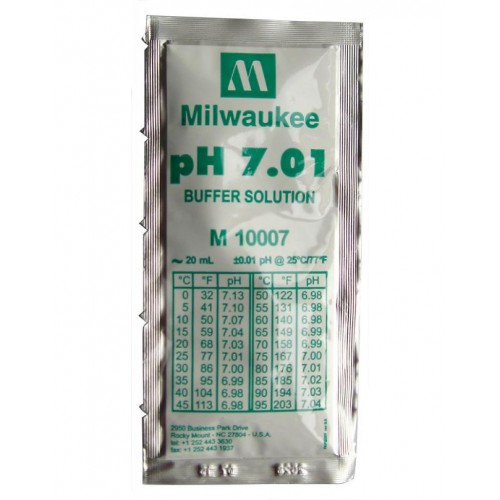 Milwaukee pH 7,01 20ml