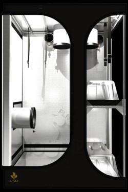 Dark Room LODGE L120 120x90x145cm