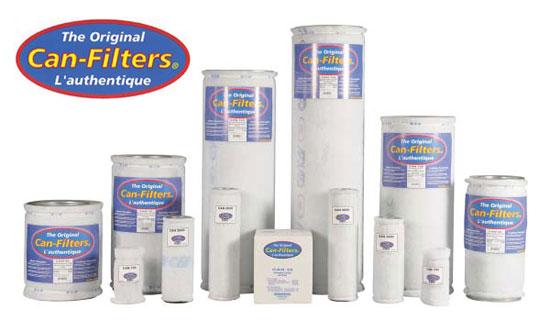 CAN Filter Original 2100-2400m3/h 315mm (uhlíkový filtr včetně příruby 315mm)