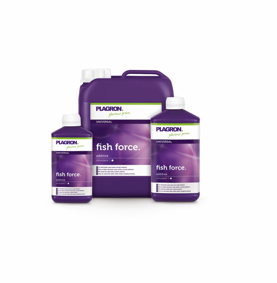 Plagron Fish force 5L (rybí emulze)