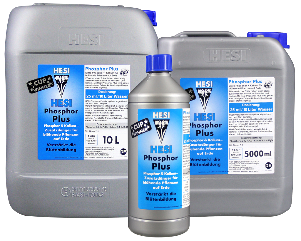 Hesi Phosphor Plus 1L