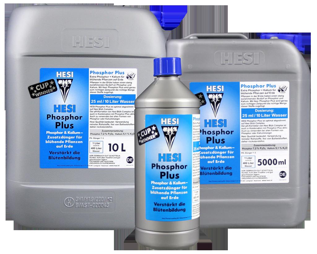 Hesi Phosphor Plus 10L