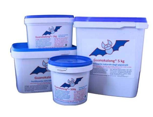 Guanokalong prášek 3kg (100% oraganické hnojivo)