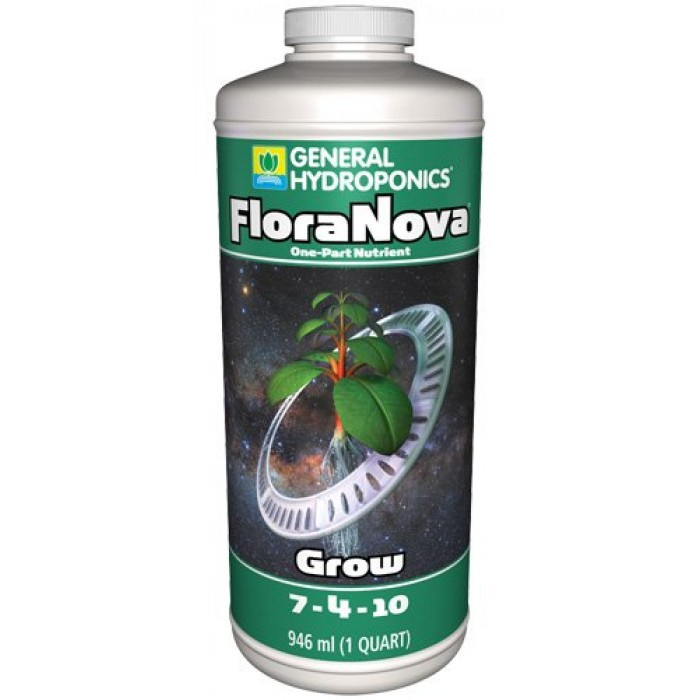 General Hydroponics Flora Nova Grow 3,79L 1 Gallon