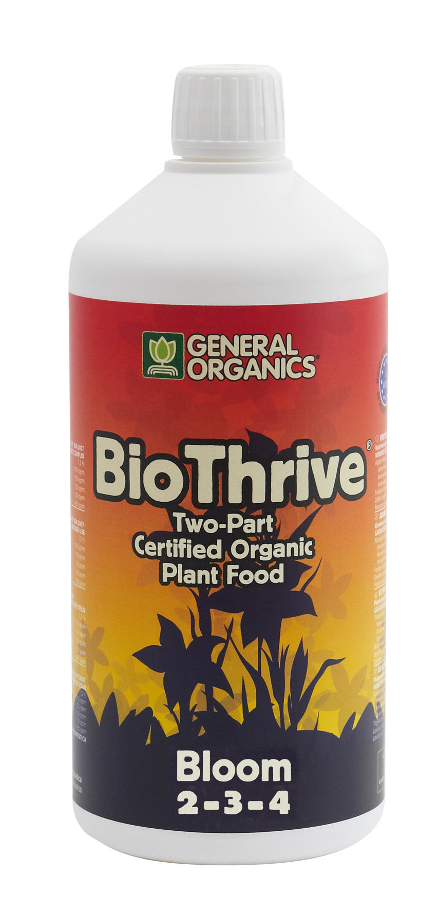 General Hydroponics Bio Thrive Bloom 1L