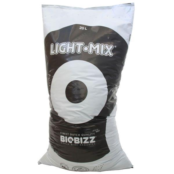 Biobizz Light-mix 20L (100% biologická zemina )