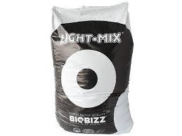 Biobizz Light-mix 50L (100% biologická zemina )