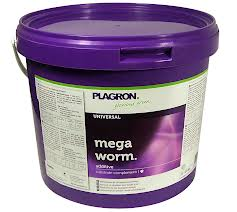 Plagron Bio humus Mega Worm 5L (100% bio půdní obohacovač)