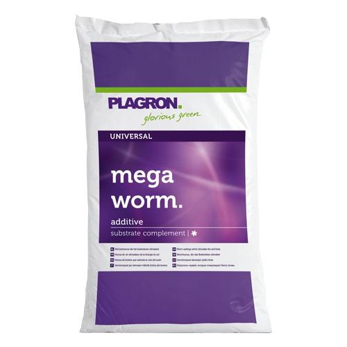 Plagron Bio humus Mega Worm 2 (100% bio půdní obohacovač)