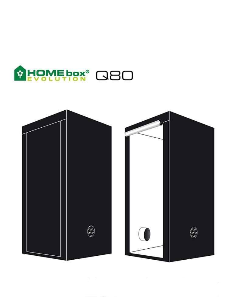 Homebox Evoluion Q80 80x80x160cm