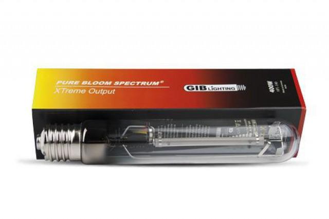 GIB Lighting Pure Bloom HPS Xtreme Output 600w (Květová výbojka)