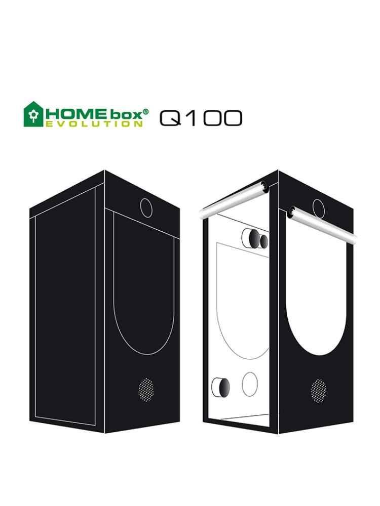 Homebox Evoluion Q100 100x100x200cm