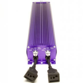 GIB Lumatek Twin 600w s 2x regulací osvitu (4 polohová regulace 400w - 600w SL)
