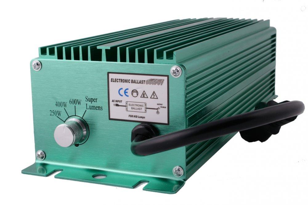 NTS digi předřadník 600W s regulací pro MH i HPS (Předřaník pro MH i HPS přepínatelný)