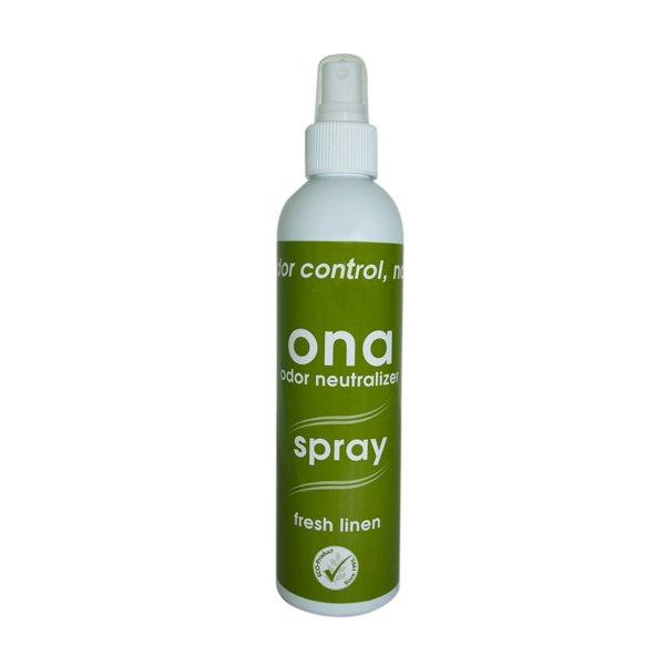 ONA Osvěžovač vzduchu spray Fresh Linen 250ml (osvěžovač vzduchu)