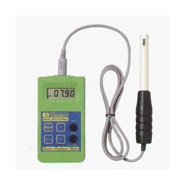Milwaukee pH,EC/TDS kombi SM802 (kombinovaný ph a ec monitor)
