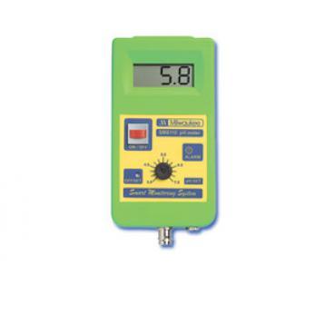 Milwaukee Smart pH monitor SMS110 (ph metr s externí sondou)