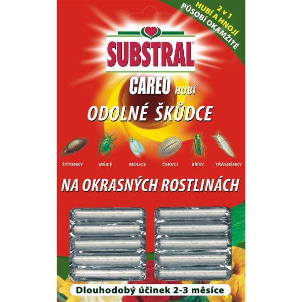 Tyčinky Substral Careo 10ks (ochrana proti škůdcům)