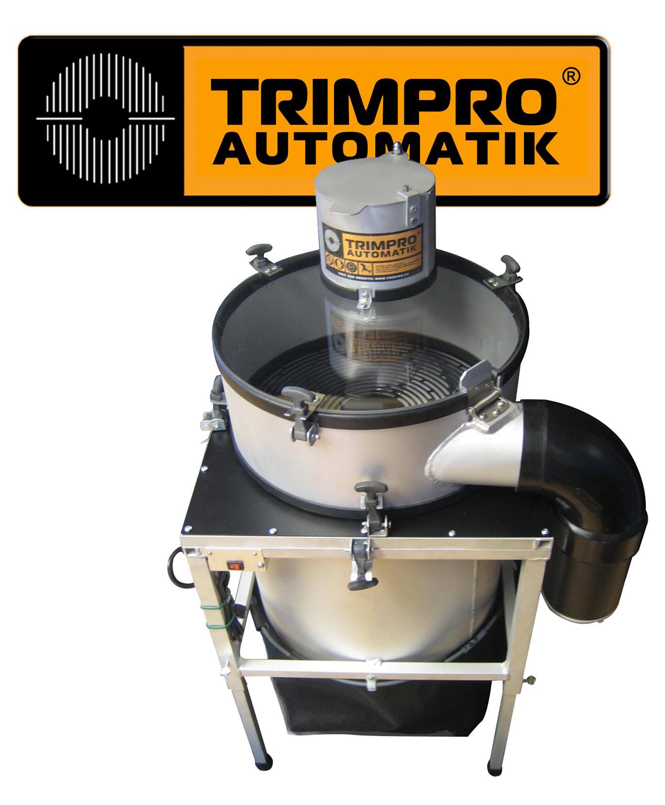Trimpro Automatik (Profesionální elektronický střihač)