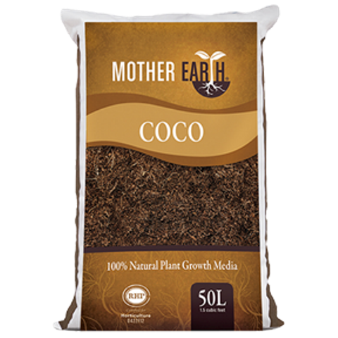 Mother Earth Coco 50L (kokosový substrát)