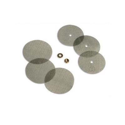 Sada jemných náhradních sítek (fine) SOLID VALVE (náhradní sítka solid valve)