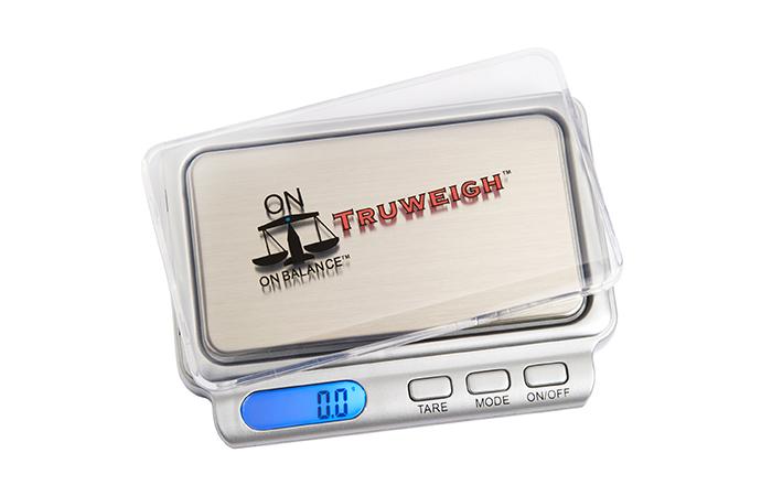 Digitální váha Truweigh 100g 0,01g (rozlišení 0,000 g)