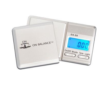 Digitální váha DX 50 Scale 0,01g (rozlišení 0,01 g)