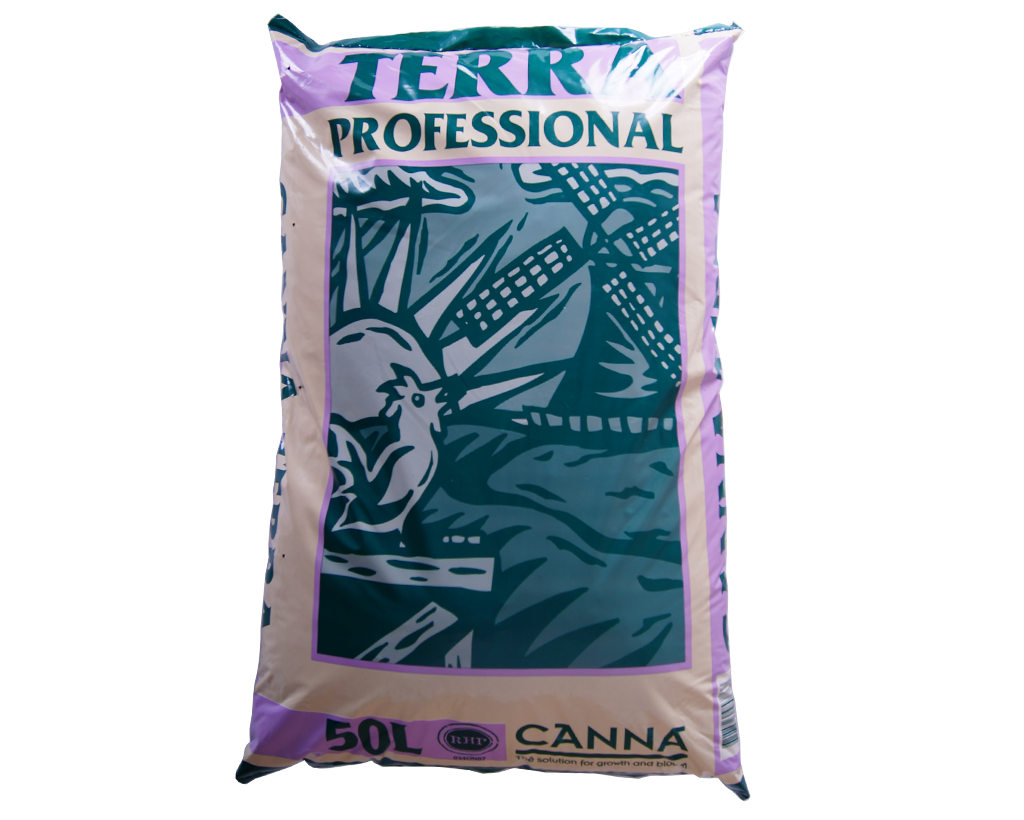 Canna Terra Profesional 50L (certifikovaná přírodní zemina)