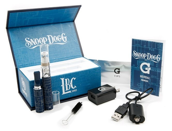 Vaporizer Snoop Dogg G Pen Herbal