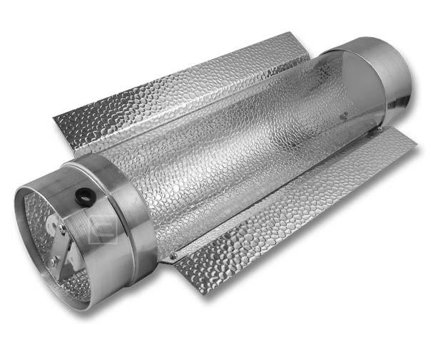 Cooltube L1 vč stínidla průměr 125mm délka 490mm