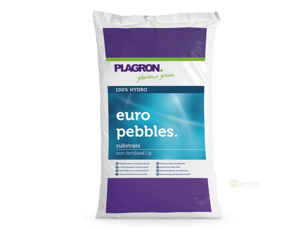 Plagron Euro Pebbles 45L (keramzitové kuličky)