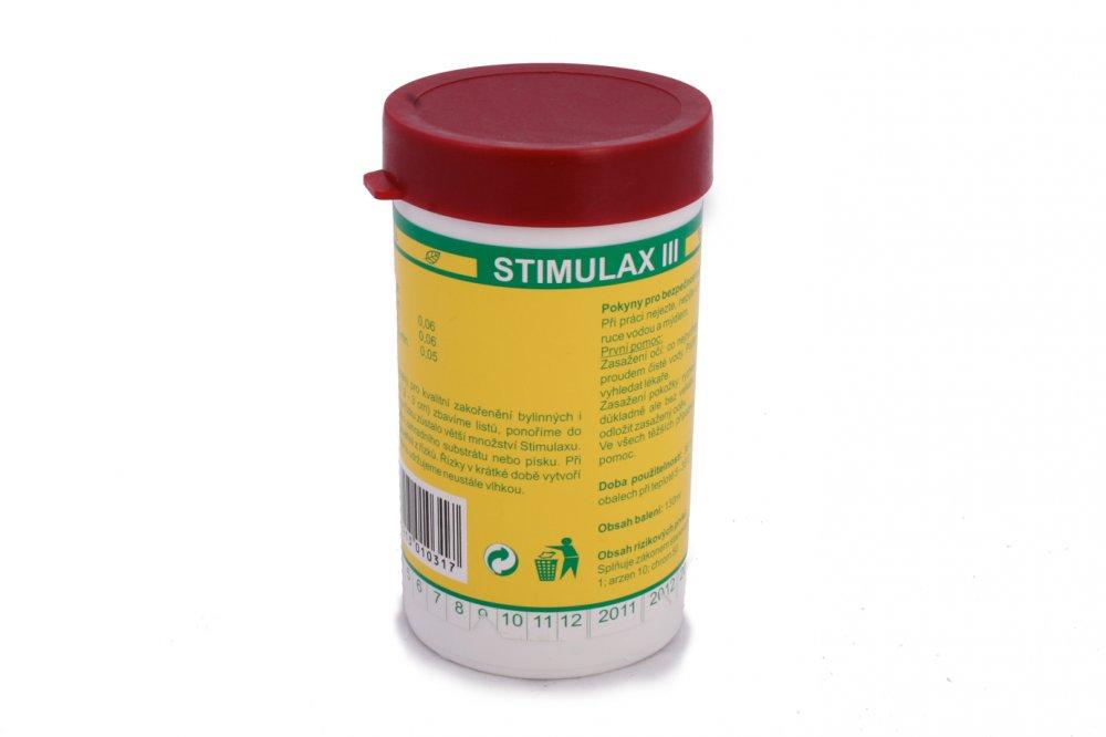 Stimulax 3-gelový (kořenový stimulátor)