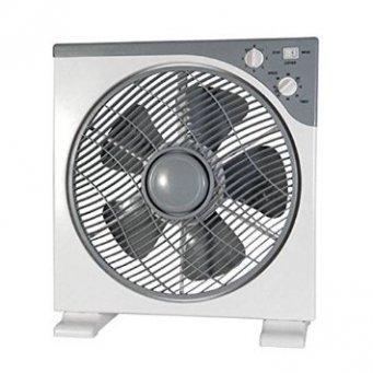 Ventilátor FANLINE Boxfan podlahový oscilační, průměr 30cm (podlahový oscilační ventilátor)
