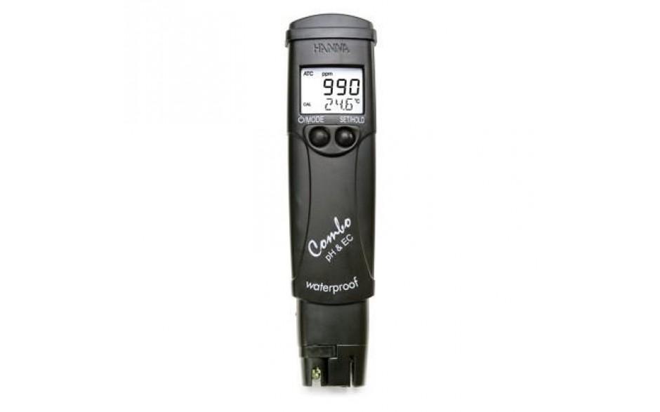 Hanna HI98130 pH/EC/TDS/T tester mS/cm (ph metr )