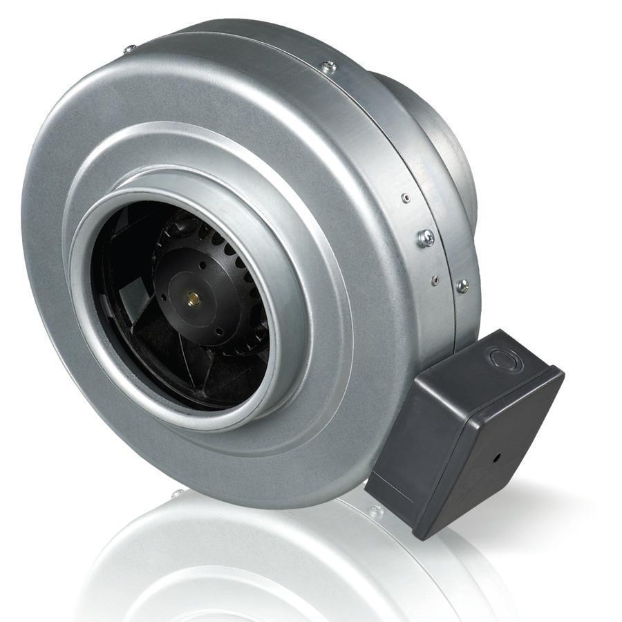 Vents VKMz 100 270m3/h (radiální ventilálor)