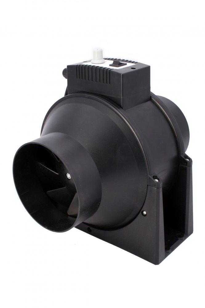 NTS TT 125mmR 0/280M3/h 45w regulace otáček (regulace otáček)
