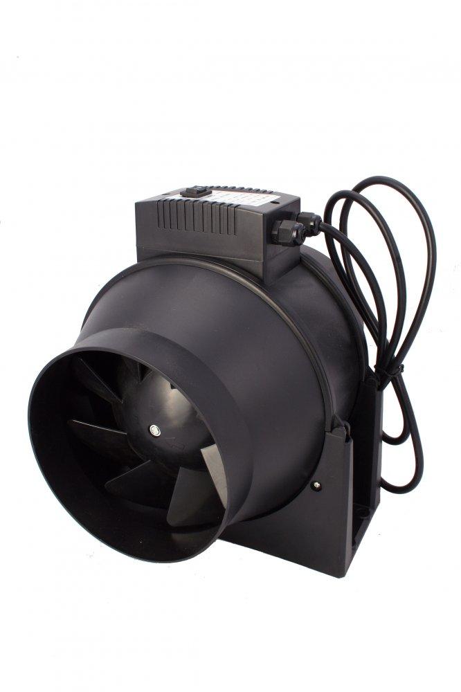 NTS TT 160mm 380/550m3/h 78w 2 rychlosti (dvourychlostní ventilátor)