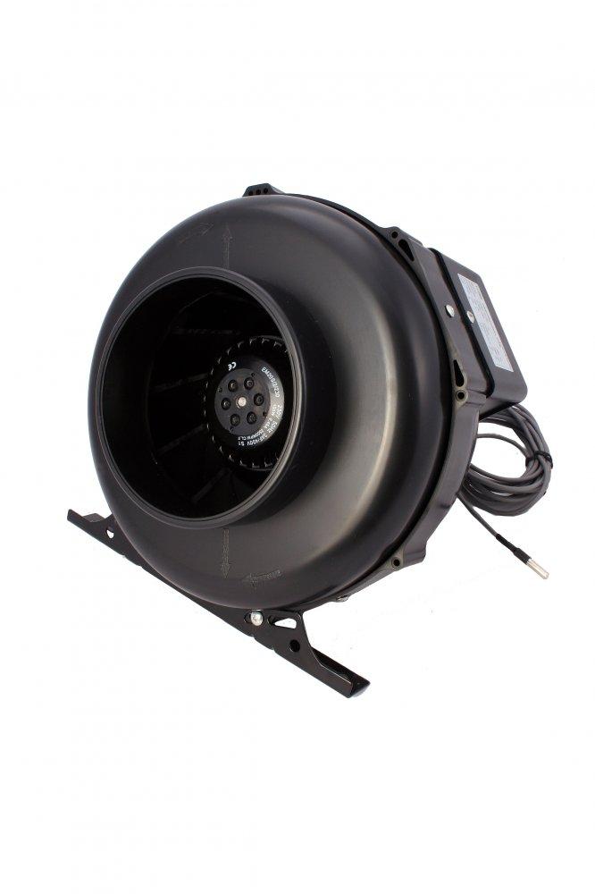 NTS UFO Fan 160RT 0-680m3/hod 130W regulace otáček a termostat (regulátor otáček a termostat)