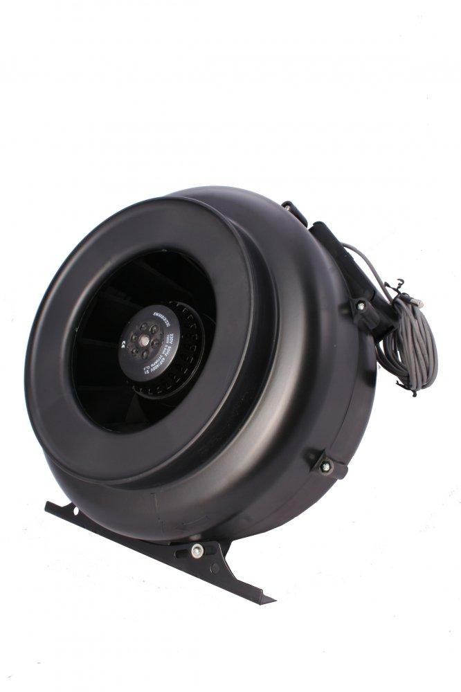 NTS UFO Fan 250RT 0-1200m3/hod regulare otáček a termostat (regulátor otáček a termostat)