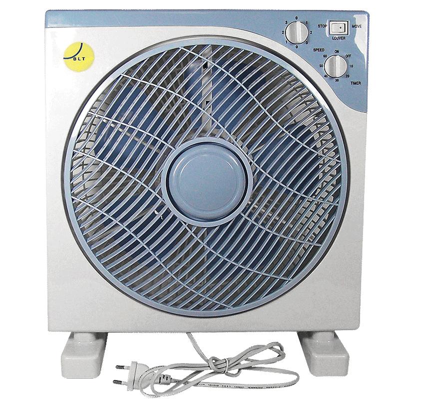 Ventilátor Boxfan BLT 12 Ø30cm 3rychlosti a nastavení (podlahový ventilátor)